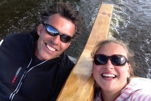 Martijn en Rosalie Helmhout